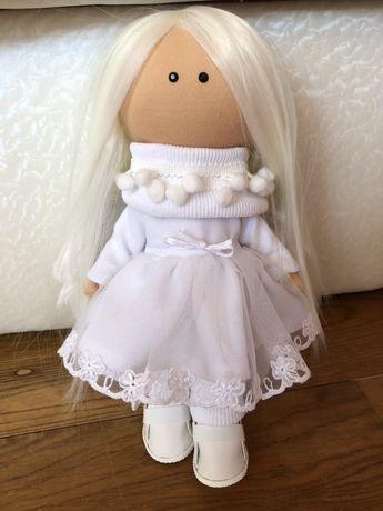 Кукла ручной работы «Ангелочек»