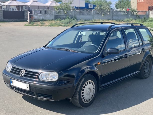 Volkswagen Golf 4, Гольф 4