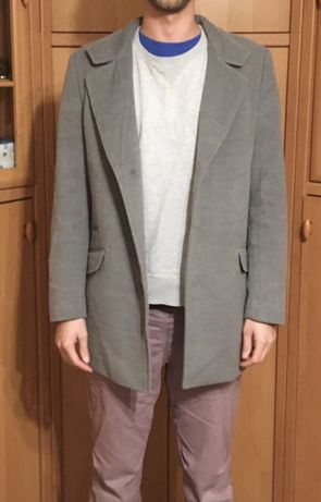 Płaszcz Lavand +szalik