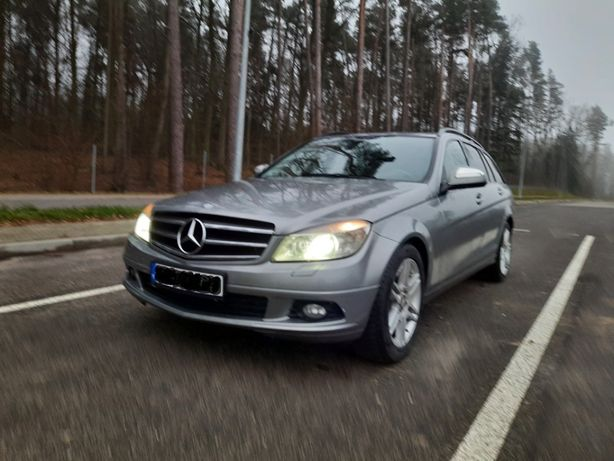 Mercedes-Benz W 204 Klasa C 220