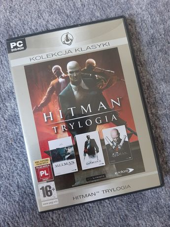 Hitman Trylogia | PC | Stan Idealny