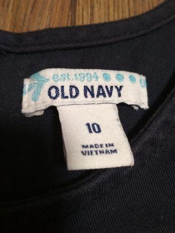 Школьная форма Old Navy школьный сарафан для девочки 9-10 лет