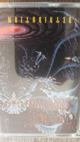 Malevolent Creation - Retribution kaseta