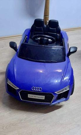 Audi R8 Spyder nowy akumulator