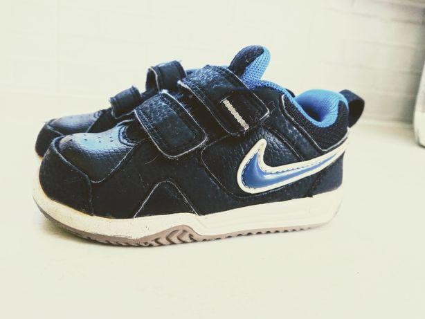Buciki chłopięce Nike 21