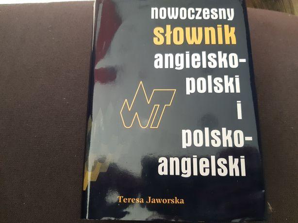 Słownik angielsko - polski niemiecko - polski