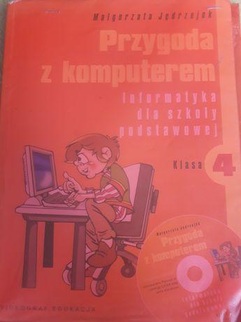Przygoda z komputerem klasa 4 informatyka dla szkoły podstawowej