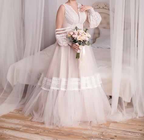 Свадебное платье Колекции 2020-2021