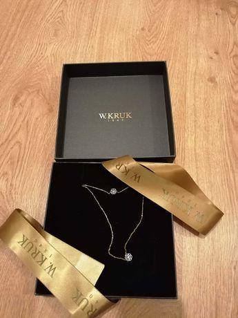 W. Kruk biżuteria bransoletka + łańcuszek