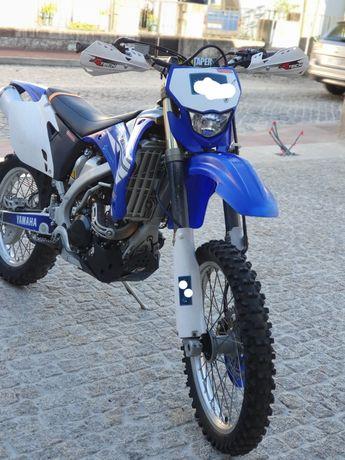 Yamaha wr250 f 2012