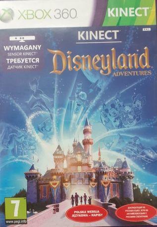 Kinect Disneyland Adventures PL Xbox 360 X360 Kraków