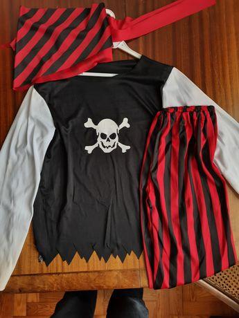 Fantasia Pirata criança