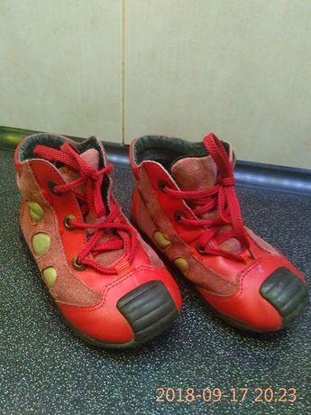 Демисезонная обувь, стелька 17 см