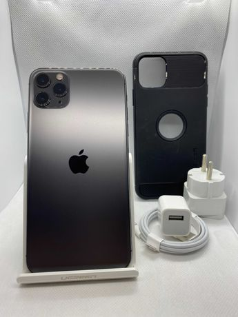 Apple iPhone 11 pro max 256gb Space Gray! Ідеальний стан!