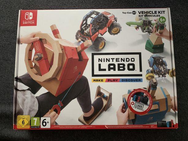 Nintendo Switch gra LABO nowa
