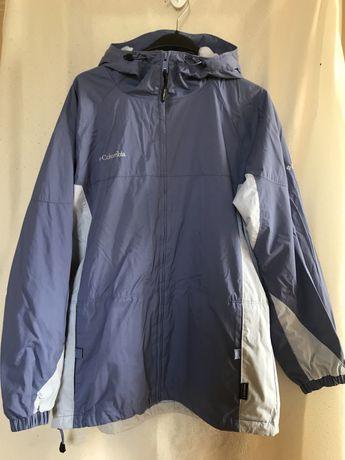 Куртка, ветровка Columbia, с капюшоном