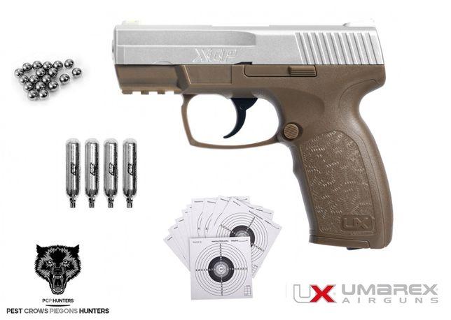 176 07 Pistolet wiatrówka Umarex XCP 4,5 mm BB CO2