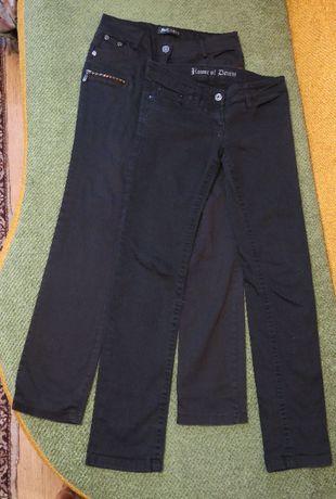 Комплект школьные брюки штаны для девочки подростка р. 27-28 ( 12-17