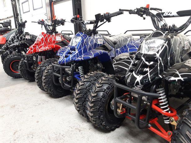 Quad ATV 125cc 1+1 wsteczny mały RATY 110 prezent KXD Barton 70cc MINI