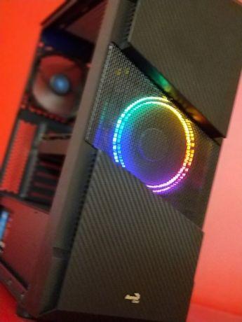 Игровой компьютер пк INTEL i5 4570 + 16 GB + RX 480 + ССД 120