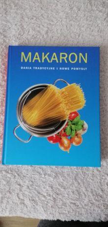 Makaron dania tradycyjne i nowe pomysły - książka kucharska