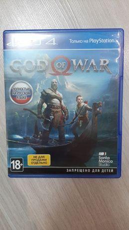 God of War 4, PS4