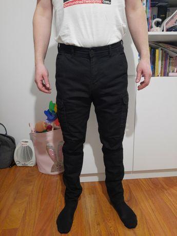 Spodnie bojowki firmy Reserved.