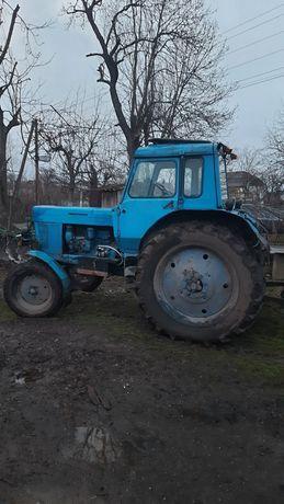 Продам трактор МТЗ 80  1991р.
