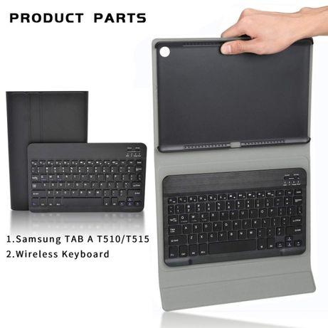 Bluetooth клавіатура для Samsung TabA T510/T515