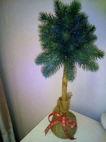 Искусственное дерево- ель