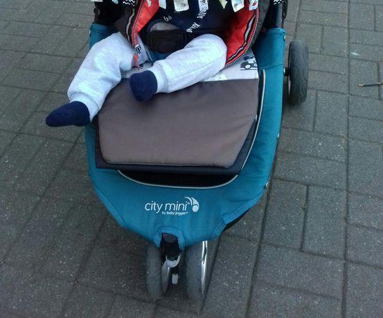 Podnóżek do wózka babby jogger