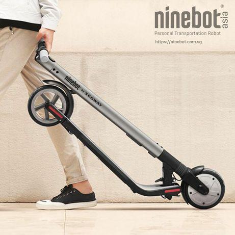 Електросамокат Segway Ninebot KickScooter ES2 Gray