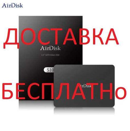НОВЫЙ ССД ДИСК SATA 3 2.5 240 GB для ноутбука и пк ssd накопитель
