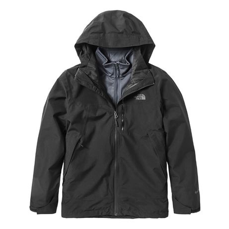 Новая куртка The North Face 3 in 1 комплект Gore Tex nike adidas stone