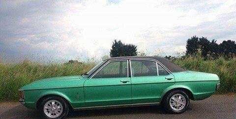Продам автомобиль Ford Granada MK1