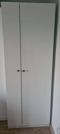 Szafa ikea PAX modułowa biała pojemna