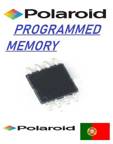 TV LCD POLAROID FQL55UHDPR001 CV3463H-K 25Q64 25Q16 memoria programada