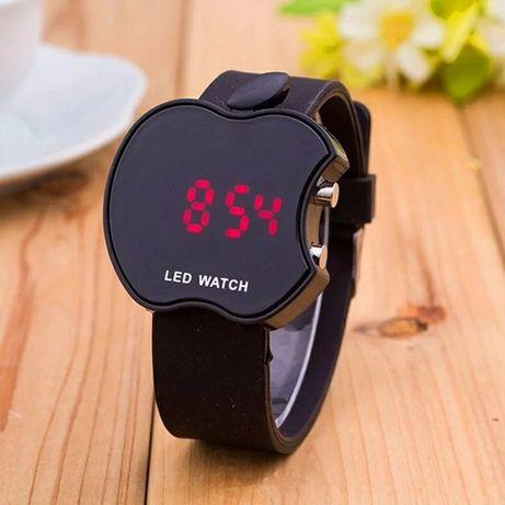 Zegarek led na wzór Apple
