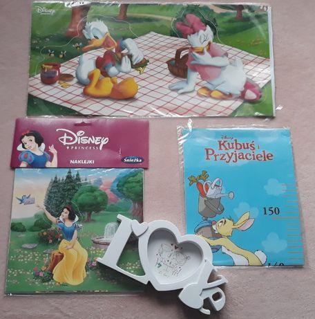 Dekoracje Do Pokoju Dziecka Naklejki Miarka Wzrostu Disney