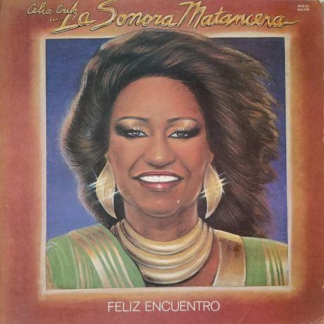 Celia Cruz & La Sonora Matancera: Feliz Encuentro (Muzyka kubańska)