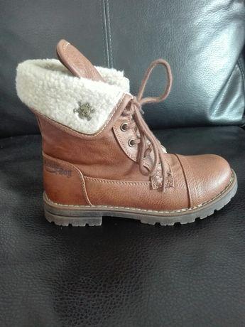 Buty zimowe nowe roz.32