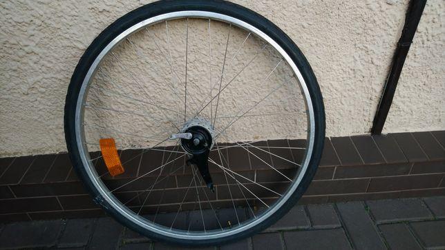 Koło rowerowe 28 cali hamulce bębnowe