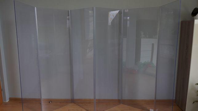 Parawan akustyczny accustic 170x 300 cm