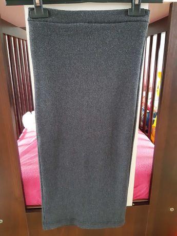 Spódnica prążkowana
