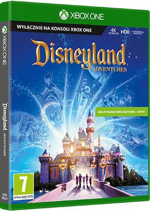 Disneyland Kinect Xbox one