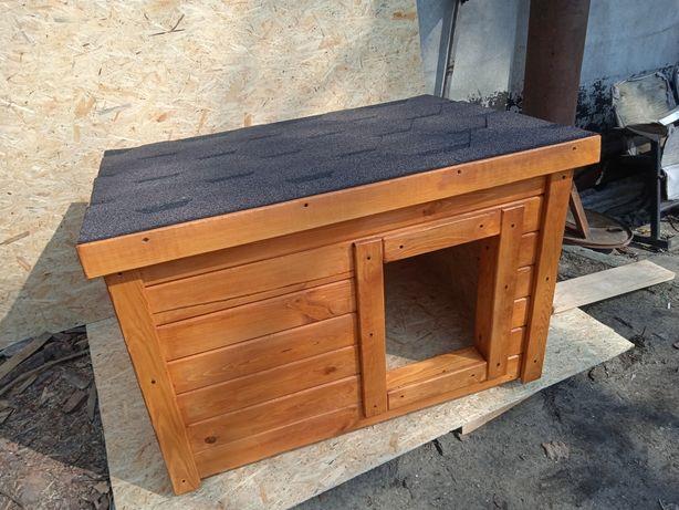 будка для собаки новая