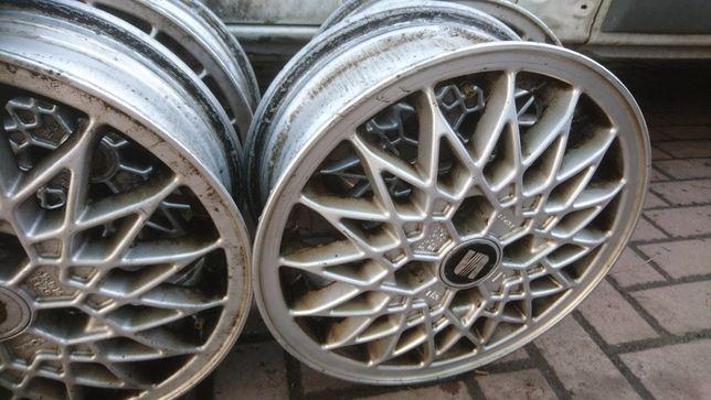 Felgi aluminiowe 14 4X100 et 49