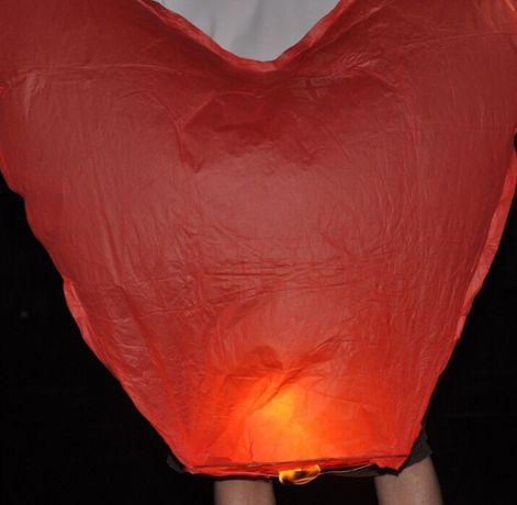 Balão Lanterna Voadora