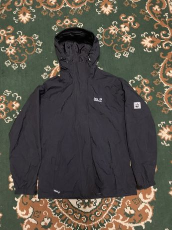 Ветровка jack wolfskin (the north face)