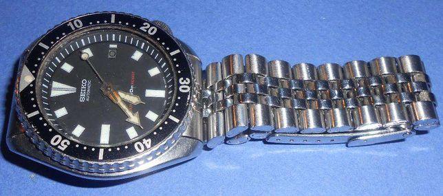 Relógio Seiko Submariner 7OO2-7OO1